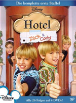 Hotel Zach and Cody